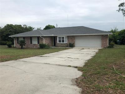 Winter Haven Single Family Home For Sale: 45 Lake Link Circle SE