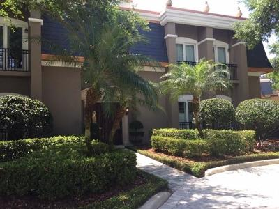 Winter Park Condo For Sale: 662 Osceola Avenue #2