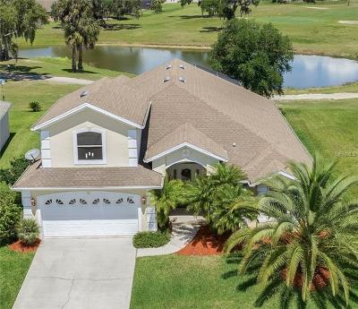 Kissimmee Single Family Home For Sale: 2105 Eagleview Court