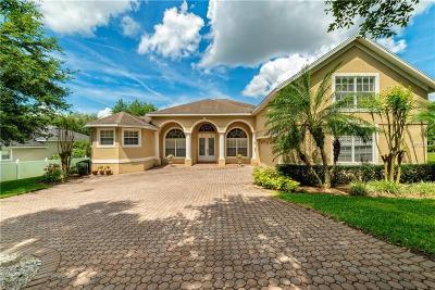 Apopka Single Family Home For Sale: 596 Lexington Parkway