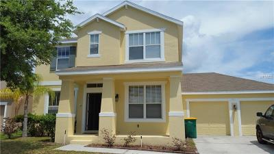 Kissimmee Single Family Home For Sale: 2791 Marshfield Preserve Way