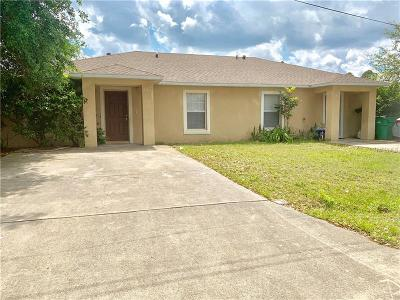 Kissimmee Multi Family Home For Sale: 738 Lucaya Drive