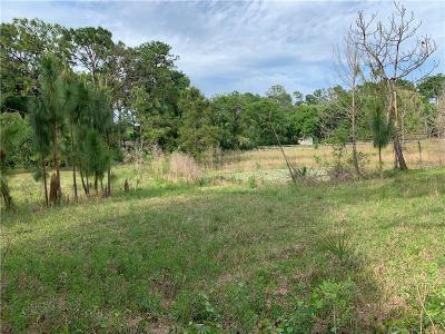 Lake Mary Residential Lots & Land For Sale: 0 S Country Club Road