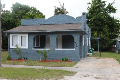 Daytona Beach Single Family Home For Sale: 530 Live Oak Avenue