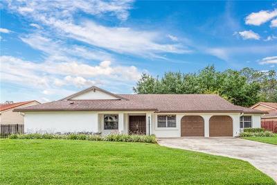 Single Family Home For Sale: 6317 Oak Meadow Bend