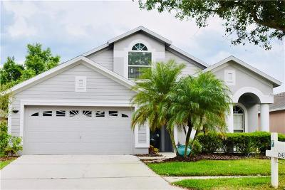 Tampa Single Family Home For Sale: 10143 Heather Sound Drive