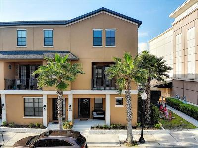 Orlando Townhouse For Sale: 12930 Cats Claw Lane