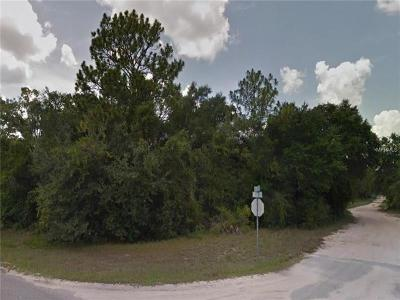 Belleview Residential Lots & Land For Sale: 10389 SE 124th Place