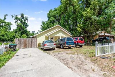 Apopka Single Family Home For Sale: 815 Mason Avenue