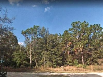 Summerfield Residential Lots & Land For Sale: Undetermined