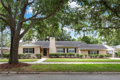 Orange County, Osceola County Single Family Home For Sale: 836 Wilkinson Street