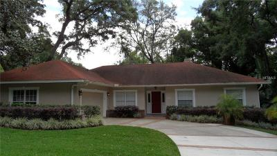 Apopka Single Family Home For Sale: 1812 Lake Francis Drive