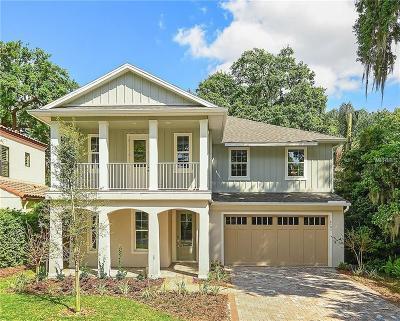 Orlando Single Family Home For Sale: 2103 Gerda Terrace