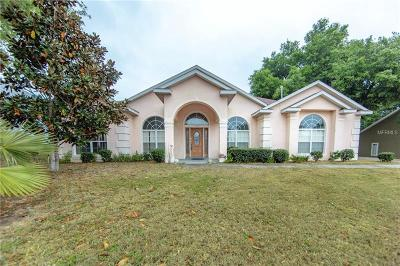 Clermont Single Family Home For Sale: 1611 Indian Shore Drive