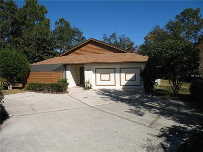 Winter Springs Single Family Home For Sale: 1466 Connors Lane