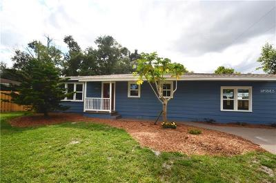 Sanford Single Family Home For Sale: 2654 S Palmetto Avenue