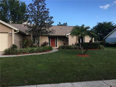 Oviedo Single Family Home For Sale: 3039 Riviera Bay Court