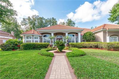 Orlando Single Family Home For Sale: 7640 San Remo Place