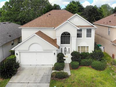 Lake Mary Single Family Home For Sale: 1816 Seton Hall Way