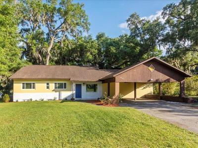 Apopka Single Family Home For Sale: 3620 Lake Shore Drive