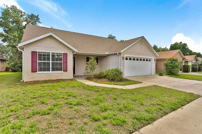 Orange City Single Family Home For Sale: 2124 Friar Tuck Ln