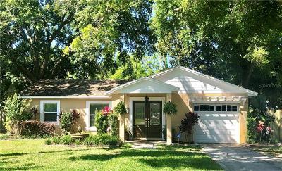 Orlando Single Family Home For Sale: 1620 Tulane Street
