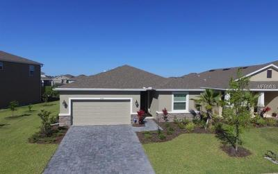 Palmetto Single Family Home For Sale: 6525 Devesta Loop
