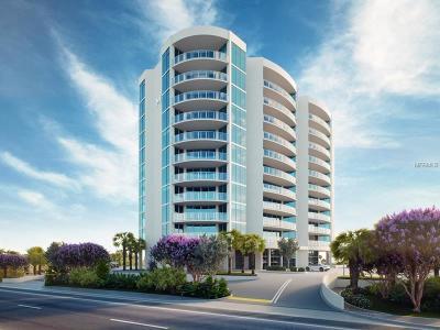 Daytona Beach Shores Condo For Sale: 1901 S Atlantic Avenue #701