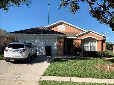 Kissimmee Single Family Home For Sale: 3147 Stonehurst Circle