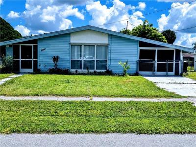 North Port Single Family Home For Sale: 4040 Grobe Street
