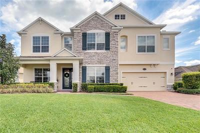 Orange County, Osceola County Single Family Home For Sale: 16179 Lew Gem Court