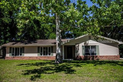 Winter Springs Single Family Home For Sale: 831 Leopard Trail