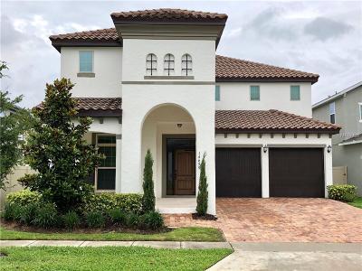 Winter Garden Single Family Home For Sale: 14699 Seton Creek Boulevard