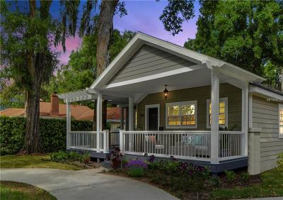 Winter Park Single Family Home For Sale: 208 Brewer Avenue
