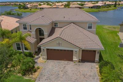 Kissimmee Single Family Home For Sale: 3770 Eagle Isle Circle