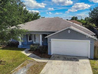 Deltona Single Family Home For Sale: 3209 Hanley Street