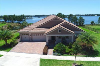 Winter Garden Single Family Home For Sale: 15606 Marina Bay Drive