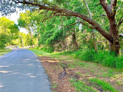 Orange County Residential Lots & Land For Sale: 1707 Twin Lake Drive