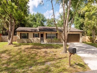 Sanford Single Family Home For Sale: 115 Ventura Drive