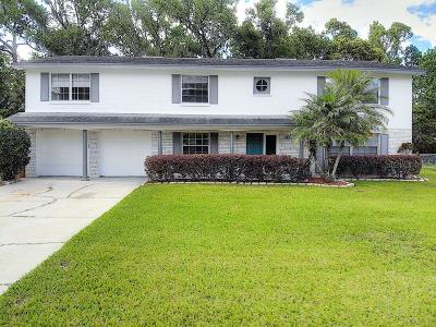 Altamonte Springs Single Family Home For Sale: 533 Little Wekiva Road