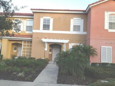 Kissimmee Townhouse For Sale: 4529 Alberto Circle