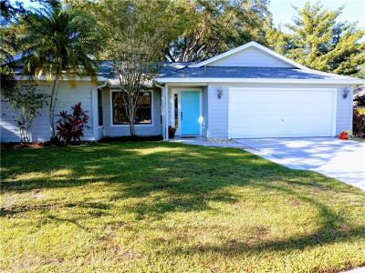Sarasota Single Family Home For Sale: 4805 Country Oaks Boulevard