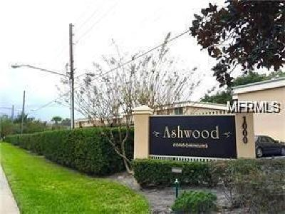 Fern Park Condo For Sale: 1000 Lake Of The Woods Boulevard #D106