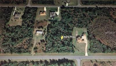 Orlando Residential Lots & Land For Sale: 0 Oberly Parkway #12A