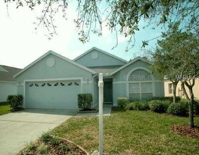 Orlando Single Family Home For Sale: 13338 Heron Cove Drive