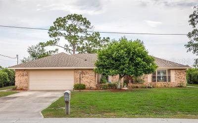 Deltona Single Family Home For Sale: 1497 Timbercrest Drive