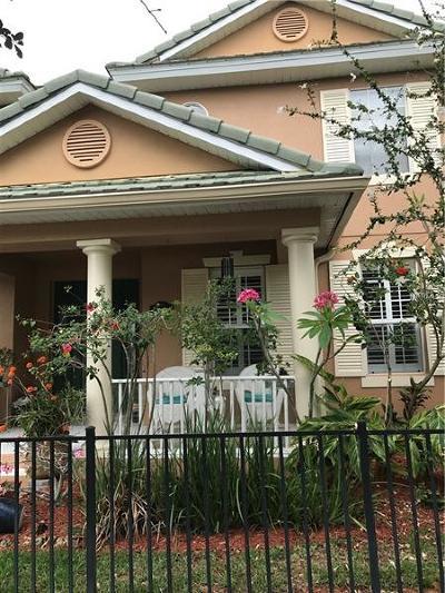Celebration, Davenport, Kissimmee, Orlando, Windermere, Winter Garden Single Family Home For Sale: 7196 Maleberry Run