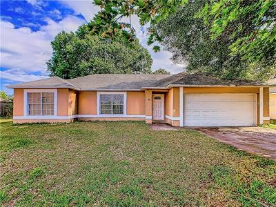 Kissimmee Single Family Home For Sale: 103 Montclair Way