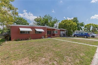 Orlando Single Family Home For Sale: 513 Egan Drive