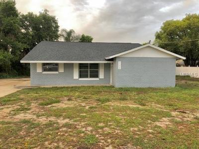 Winter Haven FL Single Family Home For Sale: $199,000